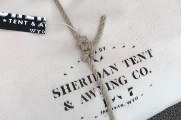 Sheridan Tent Cowboy Bedroll