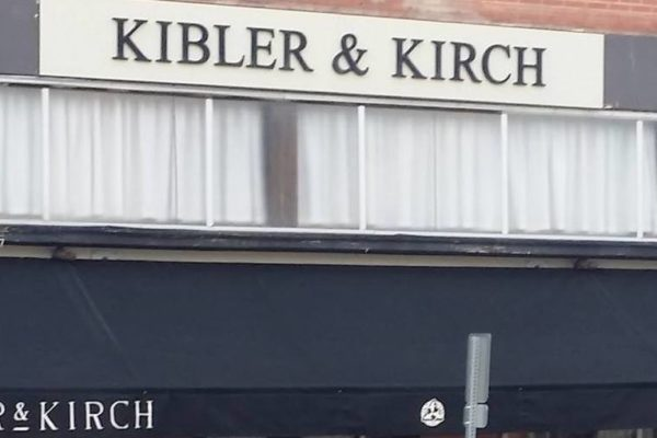 Kibler and Kirch Red Lodge Awning Sheridan Tent
