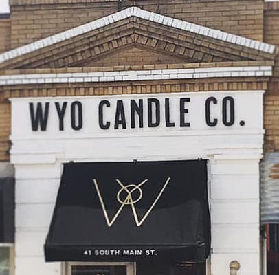 Wyo Candle Company Awning Crop